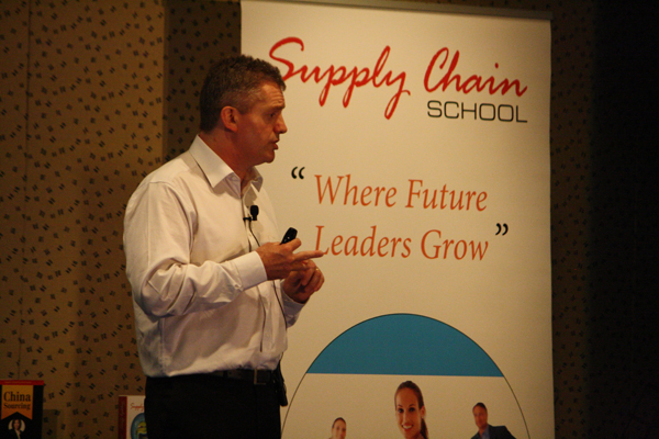 Supply Chain Leaders Academy Speaker