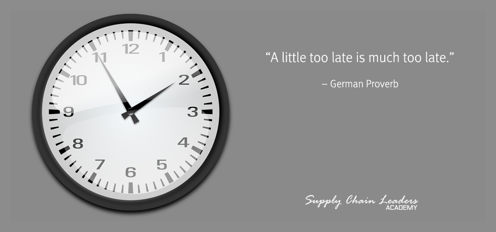 Time Quotes German Proverbs